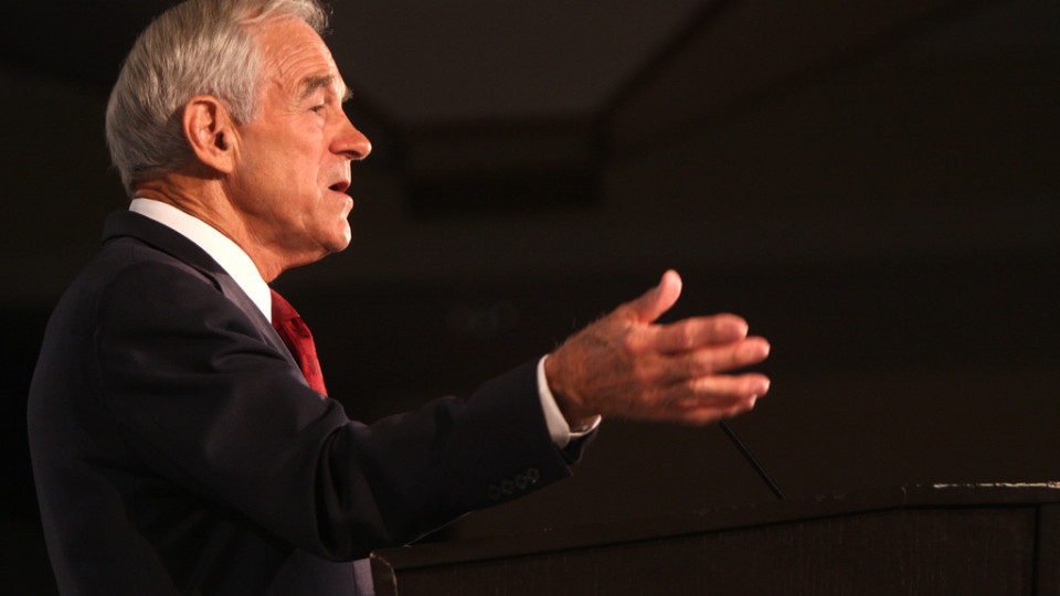 Ron Paul says they're all establishment and in some cases Trump is worst