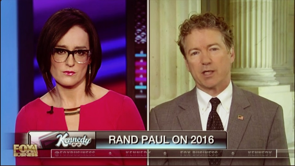 Rand Paul Still Refuses to Endorse Anyone, 'Staying out of it'
