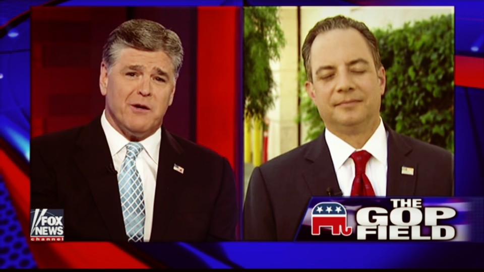 Hannity: What's the Point of Voting, if Delegates Choose the Nominee