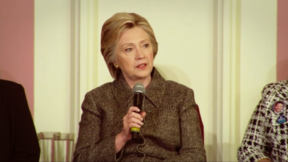 Clinton on Guns: 'We Can't Go on Like This'