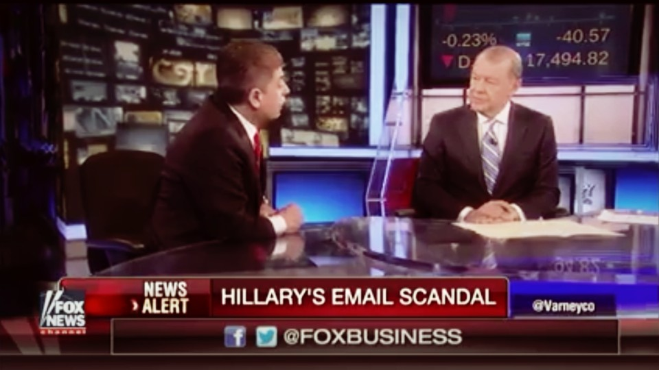 Judge Napolitano: 'Day of Reckoning' Looming for Hillary Clinton