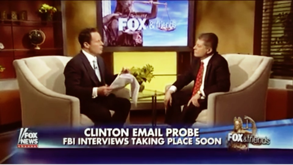 Judge Nap: Interviews With Prosecutors 'Very, Very Dangerous' for Clinton Aides