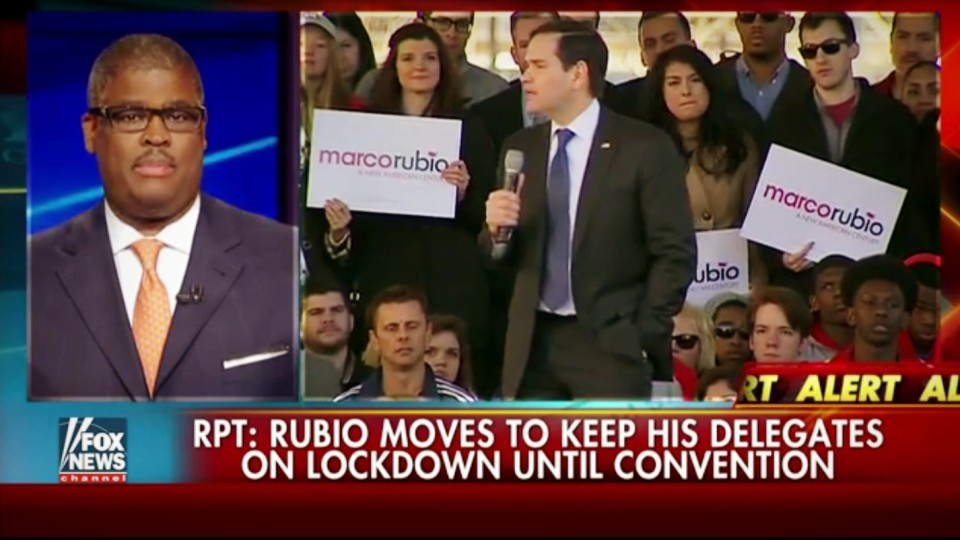 Rubio moves to keep bound delegates until convention