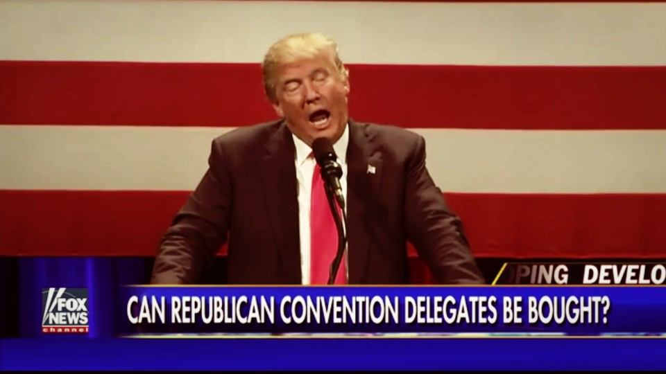 Can Republican Convention Delegates be Bought?
