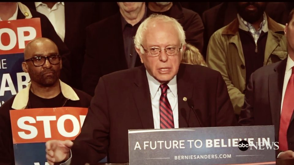 Sanders Slams Hillary for Questioning his Qualifications