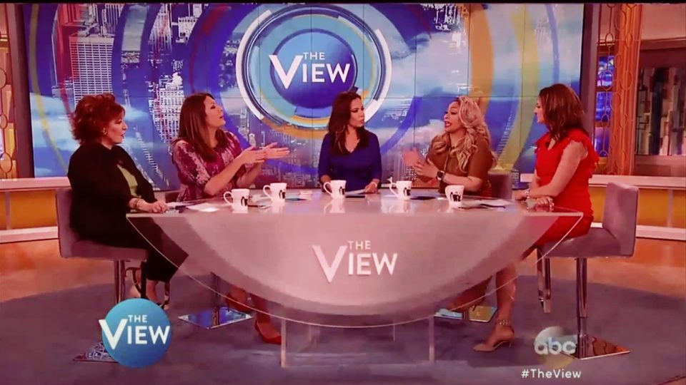 """Raven Symone Defends the Libertarian and Green Party on """"The View"""""""