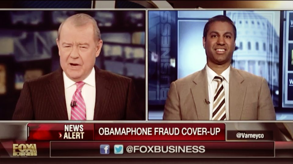 FCC Commissioner: We were told to be Quiet on 'Obamaphone' Fraud