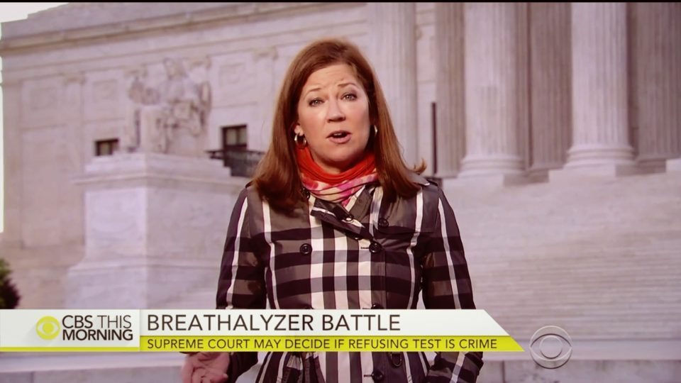 Should Refusing Breathalyzer Tests be a Crime?