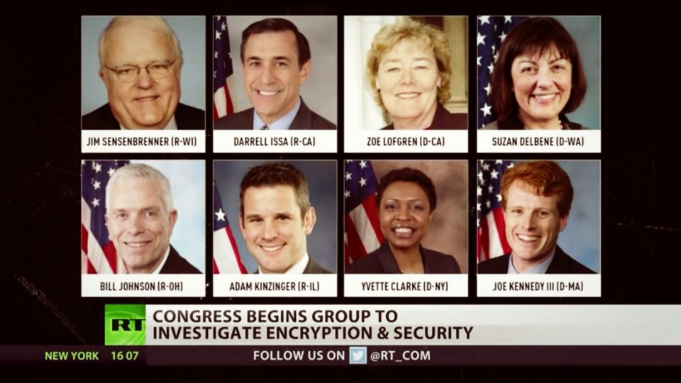 Privacy or Security? Congress New Taskforce Aims to Strike Balance on Encryption