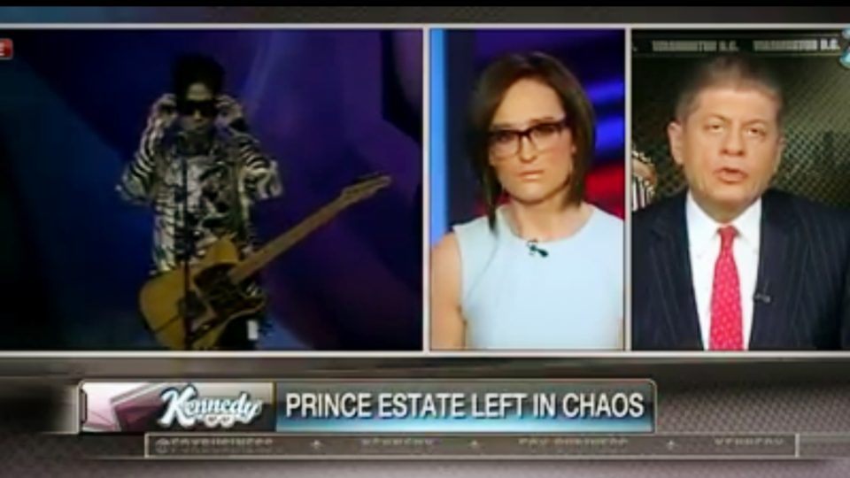 Judge Nap: $300 Million Up for Grabs: What Will Happen to Prince's Estate?
