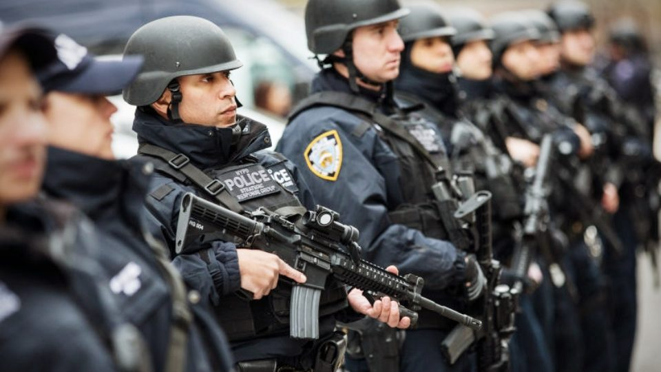 Why Liberty Lovers Should See Cops As Criminals