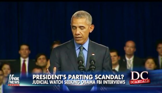 Napolitano | Lawsuit asks for court to release FBI interviews with Obama