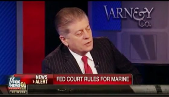 Napolitano | Court Overturns U.S. Marine's Discharge for Warning Sent with GMail