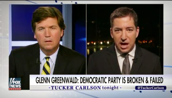 Greenwald recounts how Tom Perez surprisingly admitted the system was 'rigged'