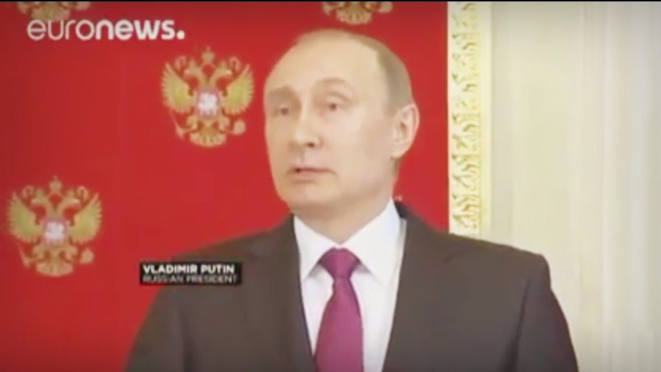 Putin | 'The US Is Planning More Strikes In Syria'