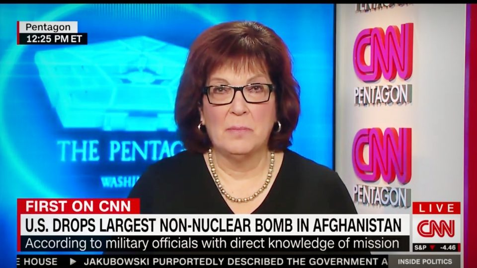 "CNN | Trump Drops The ""Mother of All Bombs"" In Afghanistan"