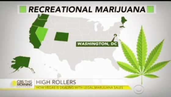 Sin City Just Added Recreational Marijuana