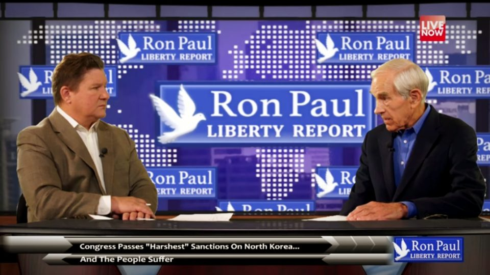 """Congress Passes """"Harshest"""" Sanctions On North Korea…And The People Suffer"""