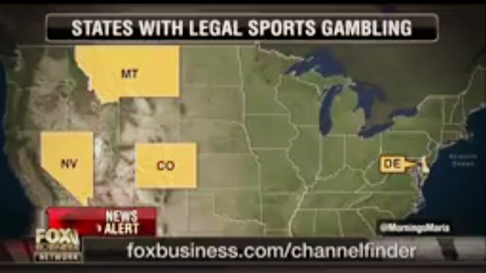Judge Napolitano | New Jersey Claims 'States Rights', In Supreme Court, on Sports Gambling