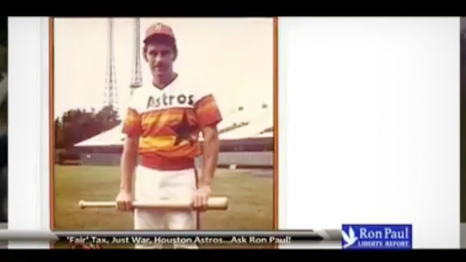 Ron Paul Liberty Clip | More Baseball, Less Legislating