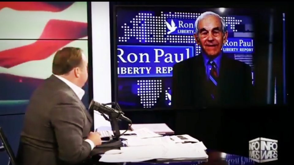 InfoWars | Ron Paul Full Interview w/ Alex Jones