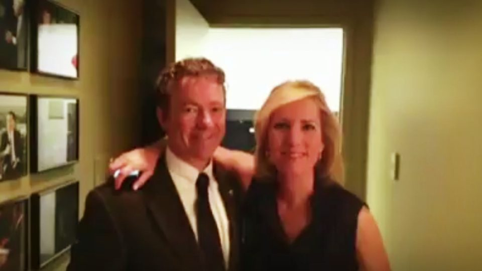 Rand Paul on Laura Ingraham Show To Discuss Immigration, Drugs, & Jeff Sessions