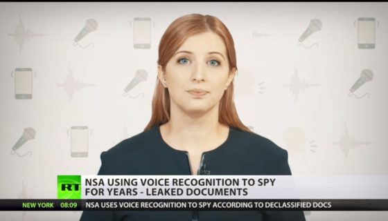 NSA can identify you just by hearing your voice – Snowden leak docs