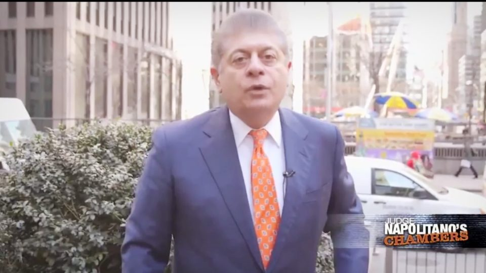 Napolitano's Chambers   Who's Lying, Spying And Hiding
