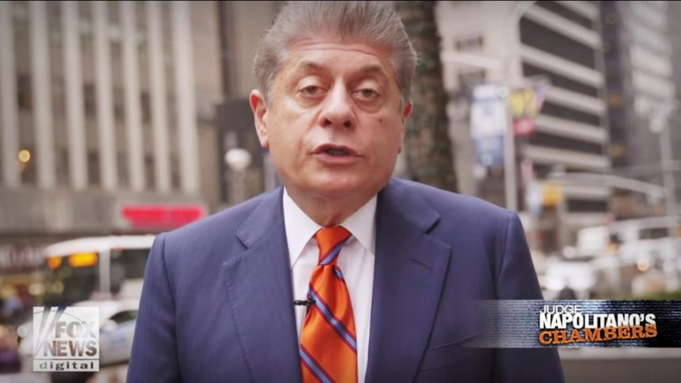 Napolitano's Chambers | Russia Indictments Will Smoke Out Conspirators