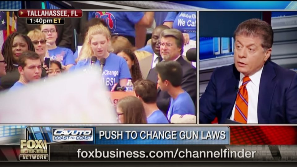 Judge Napolitano | Gun Laws Won't Be Obeyed By Crazy People
