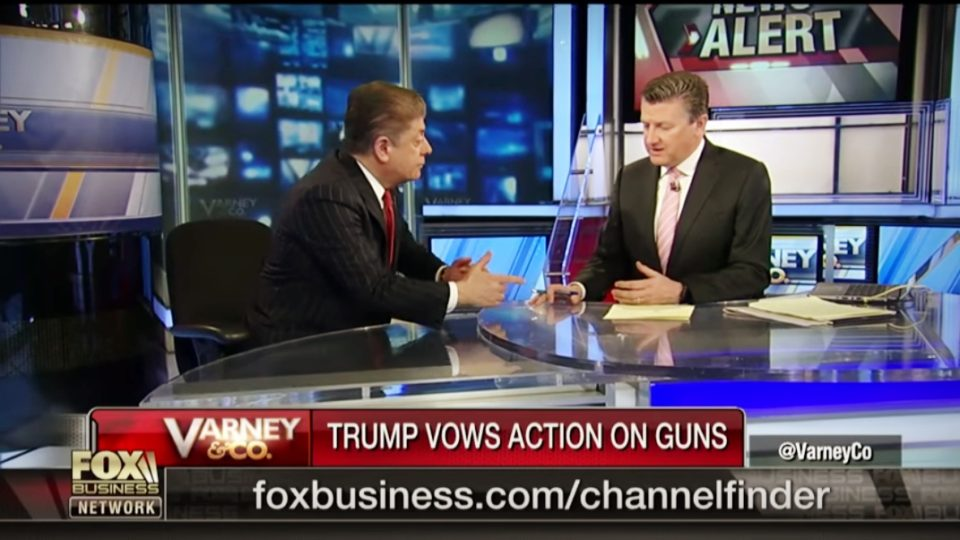 Judge Napolitano | Trump Considers 'Concealed Carry' For Teachers