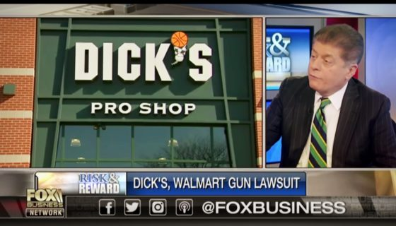 Judge Napolitano | Dick's Sporting Goods & Walmart Sued by 20yr Old Conservative/Libertarian