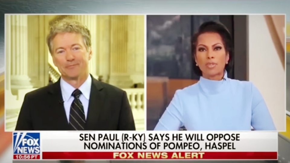 Sen. Rand Paul Slams President Trump's Nominees