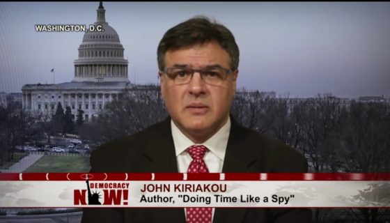 CIA Whistleblower John Kiriakou on Gina Haspel AKA 'Bloody Gina' & CIA Black Sites