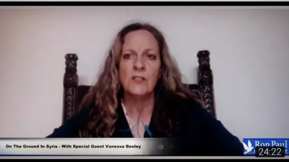 On The Ground In Syria – With Special Guest Vanessa Beeley