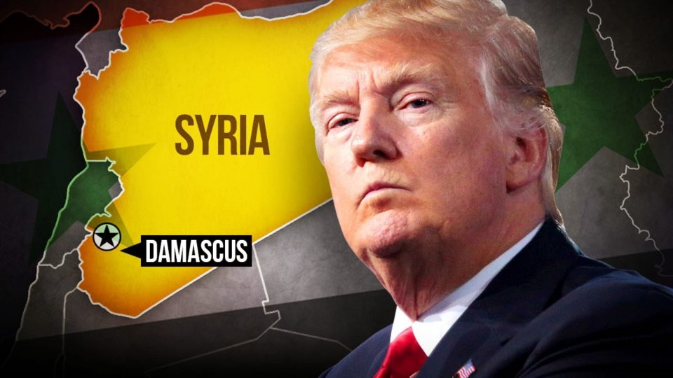 The No Win, Undeclared, Immoral War In Syria