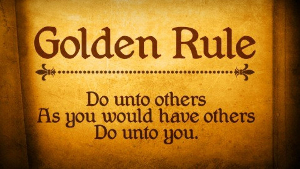 The Golden Rule Has Been Lost on America