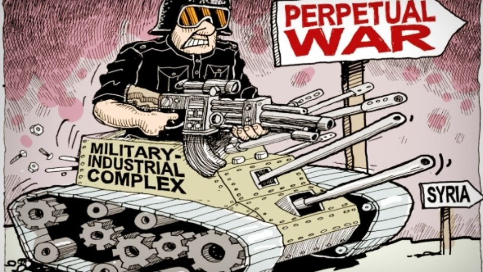 We Should Oppose The Policy of Perpetual War