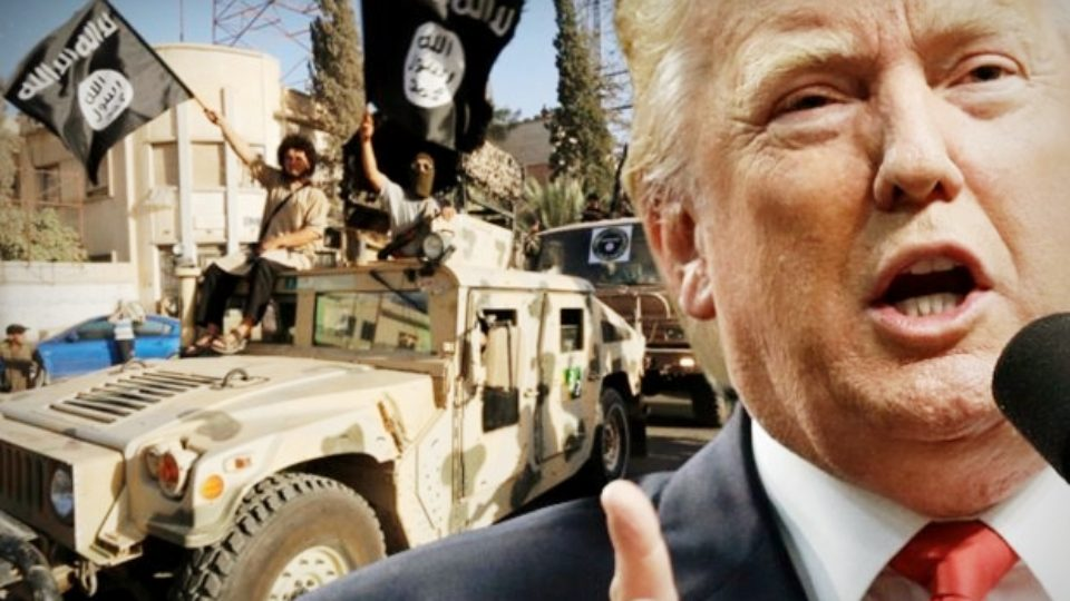 "The ""America Is In Syria Because of ISIS"" Story Doesn't Hold Water"