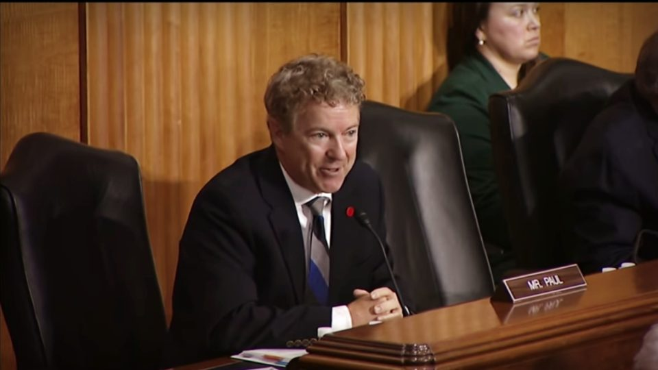 Sen. Rand Paul Exposes Pompeo's '12 Demands' For Iran – May 24, 2018