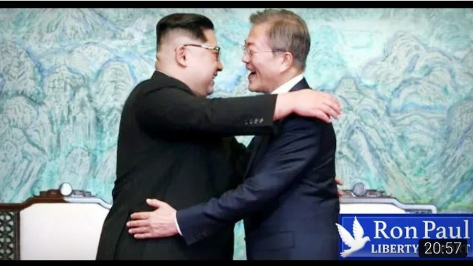 In Korea, Kim And Moon Embrace – No Need For Outsiders?