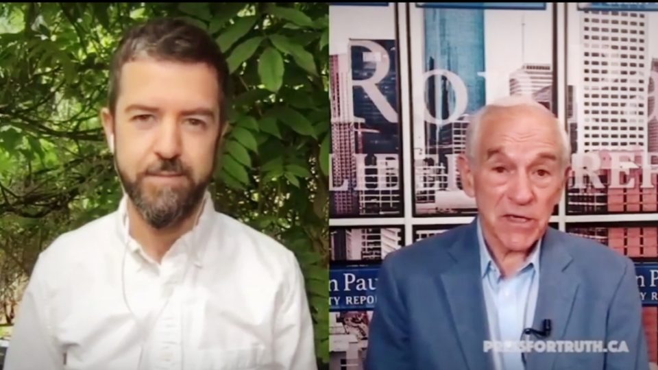 Is Ron Paul For Anarchy?
