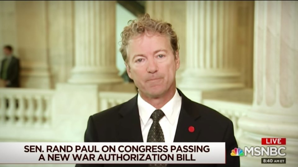 Sen. Rand Paul on Morning Joe – June 5, 2018