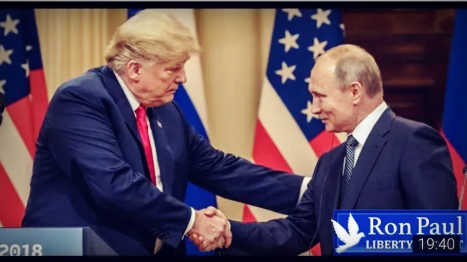 'Shock' Poll: Most Americans Support Another Trump/Putin Summit…But Congress Says 'No!'