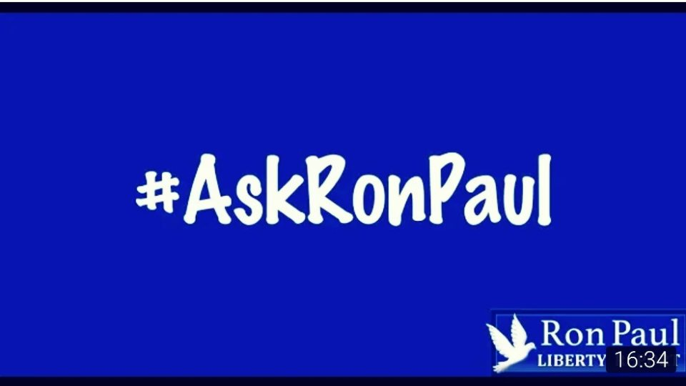 Alex Jones, FDR, Partisanship, And More…#AskRonPaul