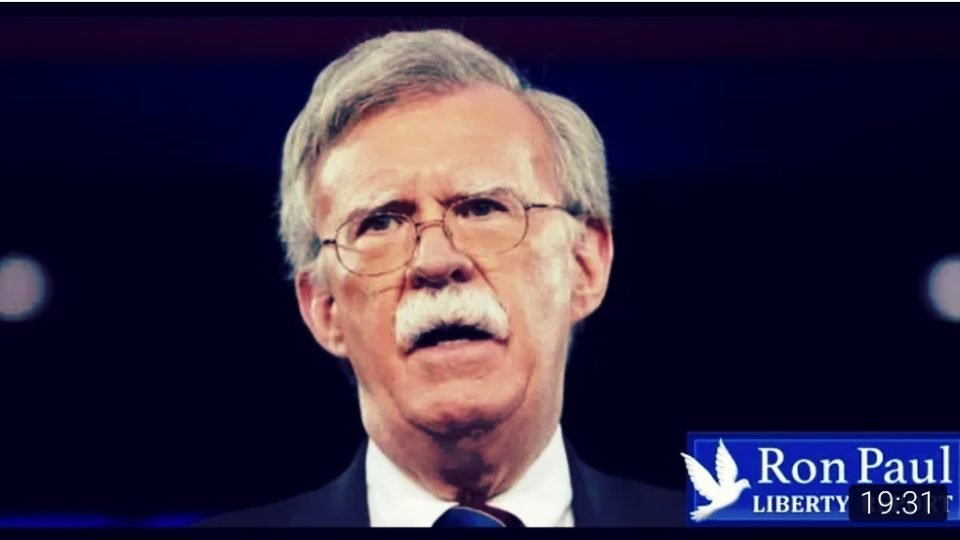 Another False Flag Gas Attack For Syria? Bolton Warns Of Massive US Response