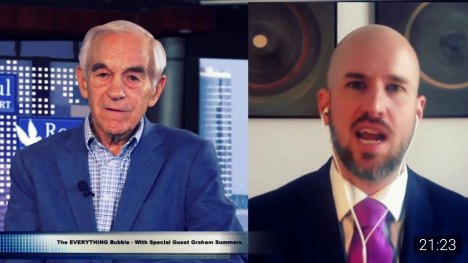 The EVERYTHING Bubble – With Special Guest Graham Summers