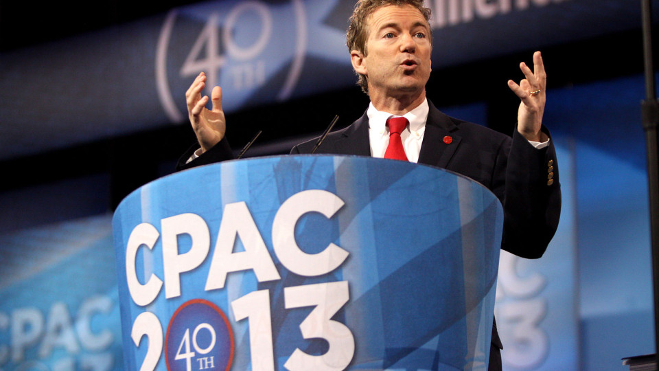 Rand Paul won't attend CPAC